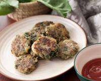 Hash Brown With Spinach & Cheese Recipe