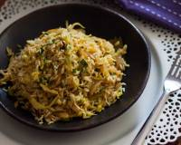 Spiced Cabbage Rice Recipe