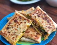 Ceylon Egg Parotta Recipe