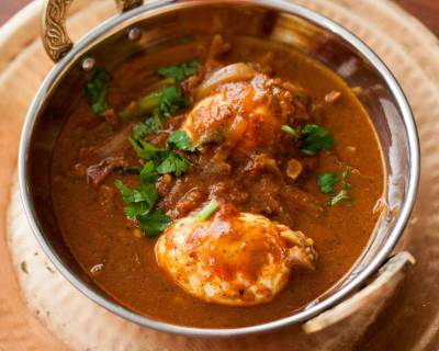 Chettinad Muttai Masala Recipe - Chettinad Style Egg Curry