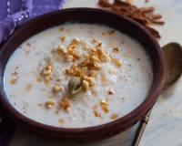 Aval Payasam Recipe - Sweet Flattened Rice Payasam