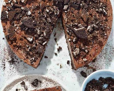 No Bake Oreo Chocolate Tart Recipe