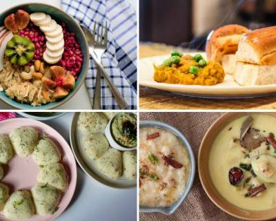 Weekly Meal Plan: Bajra And Dal Cheela, Sindhi Dal Pakwan,Pav Bhaji and Much More