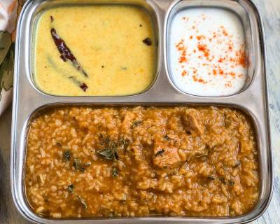 Looking For A Yum Dinner? The Butter Chicken Khichdi Is A Must Try