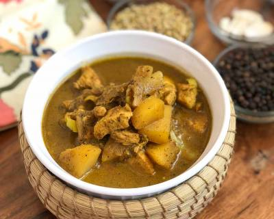 Thai Yellow Chicken Curry Recipe