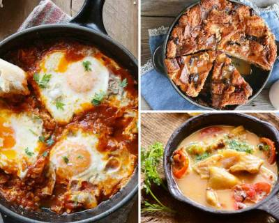 9 Ways To Use Cast Iron Pan & Techniques To Season It Right