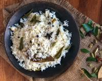 Dhaba Style Spicy Ghee Rice Recipe Made From Whole Spices