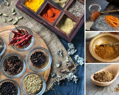 10 Essential Spice Powders Every Indian Kitchen Must Have