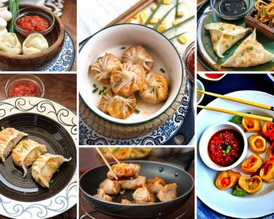 15 Momo Recipes That You Would Love Try This Monsoon