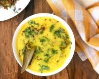 दाल तड़का रेसिपी - Dal Tadka Recipe Flavoured With Lemon And Coriander
