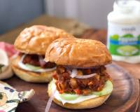Mushroom & Bean Sloppy Joe Recipe