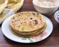 Stuffed Gobi Ka Paratha - Spiced Cauliflower Flatbread