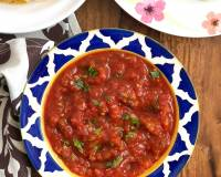 Spicy Mexican Salsa Recipe - Tomato Salsa Recipe