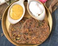 Tofu Methi Paratha Recipe
