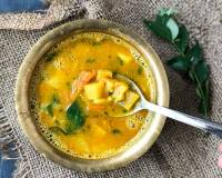 Vazhaithandu Lemon Rasam Recipe - Banana Stem Lemon Rasam