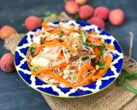 Vietnamese Rice Noodle Salad Recipe