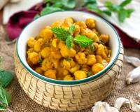 Chickpea Coconut Milk Curry Recipe