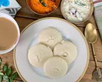 High Protein Soya Idli Recipe