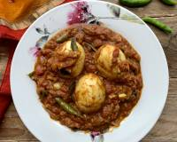 Kerala Egg Roast Masala Recipe