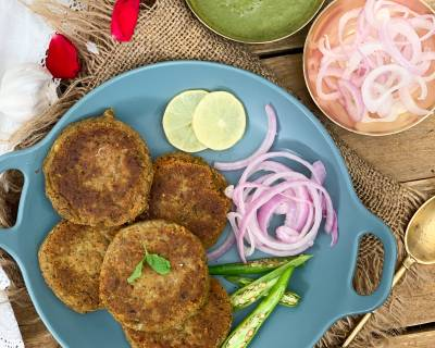 Mutton Shami Kebab Recipe