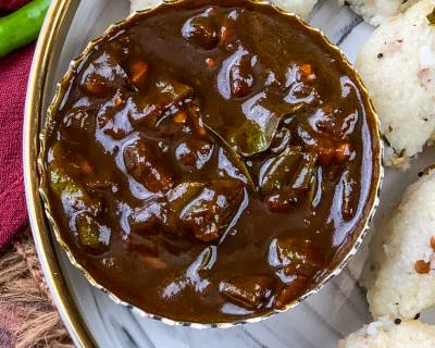 Puli Inji Recipe - Tamarind and Ginger Chutney