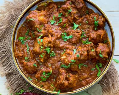 Laal Maas - The Heart Of Rajasthani Non Vegetarian Meals