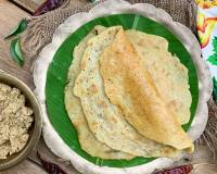 Adai Recipe - High Protein Lentil Crepes
