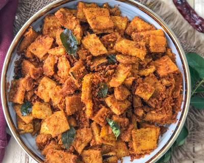 Kalyana Veetu Senai Curry Recipe - South Indian Style Roasted Yam