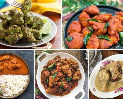 110 Chicken Recipes You Will Love From Delicious Chicken Curry & Dry Chicken Recipes