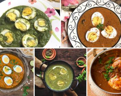 26 Mouth Watering And Easy To Make Egg Curry Recipes From India
