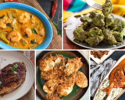 117 High Protein Indian Non Vegetarian Recipes For Body Building & Weight Loss