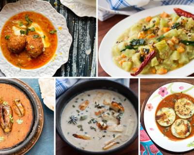 204 No Onion No Garlic Gravy Recipes From Across India