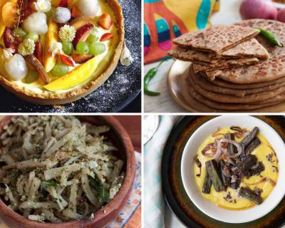 Weekly Meal Plan - Sindhi Sai Bhaji, Punjabi Chola And Much More