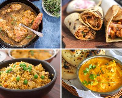 Weekly Meal Plan - Chettinad Vegetable Pulav, French Onion Chicken And Much More