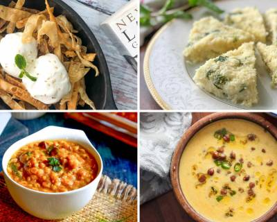 Weekly Meal Plan - Broccoli Rava Idli, Sindhi Dal Pakwan And Much More