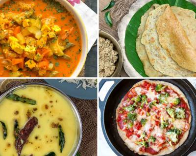 Weekly Meal Plan - Adai, Rajasthani Kadhi, Sindhi Sai Bhaji And Much More
