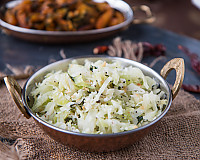 Muttaikose Poriyal Recipe - Cabbage Stir fry With Coconut