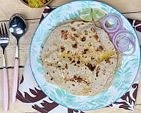 Jowar Atta Roti Recipe - Sorghum Wheat Phulka Recipe