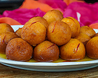 Homemade Easy Gulab Jamun Recipe - Delicious & Tasty