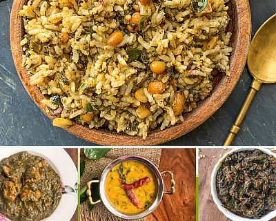 Delicious Andhra Gongura Recipes Packed With Taste, Flavour & Nutrition