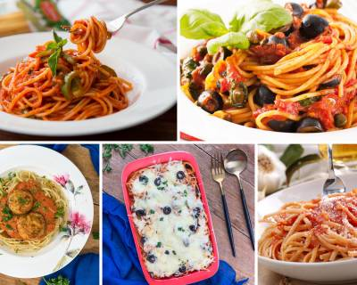 20 Delicious Spaghetti Recipes That Are Perfect For Dinners