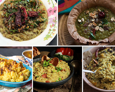 30 Delicious Khichdi Recipes Perfect for Meal Times: All Time Favourite Comfort Food Of India