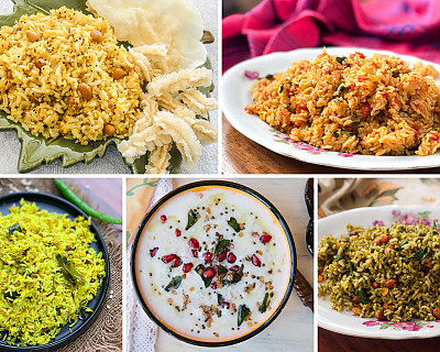90 Variety Rice Recipes That Make Perfect One Dish Meals