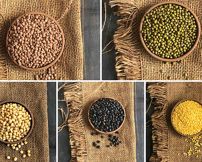19 Types of Indian Dals You Must Have In Your Pantry - Lentils & Legumes
