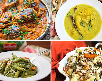 Weekly Meal Plan - Lemon Oats, Thavala Adai, Kuvale Sasam, and More