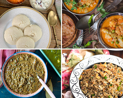 Weekly Meal Plan - Burnt Garlic Noodles, Ragi Appam, Smoked Dal Makhani, and More