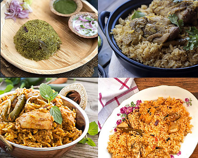 9 Mind Blowing Chicken Biryani Recipes To Try This Weekend