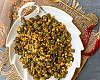 Moongphali Bhindi Sabzi Recipe - Lady's Finger Peanut Stir Fry
