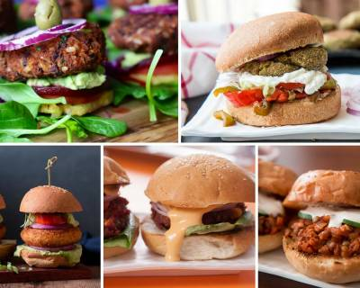 10 Insanely Delicious Burger Recipes You Can Make For Dinner