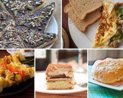 20 Recipes For A Perfect Mother's Day Breakfast, Lunch & Dinner